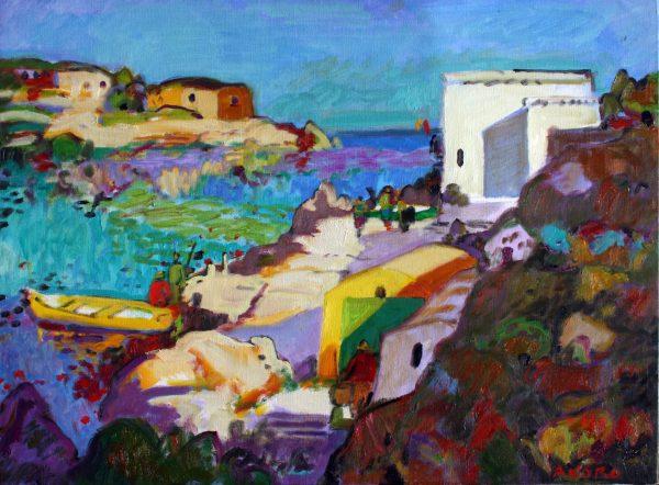 Cala Sant Esteve Menorca
