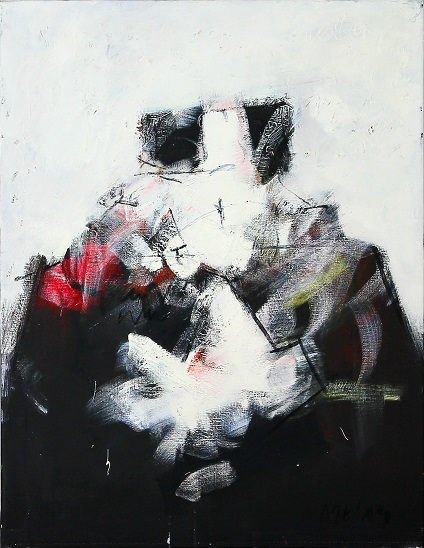 Menina 100×70 (2), 2014