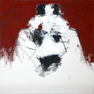 Menina Rojo Rothko