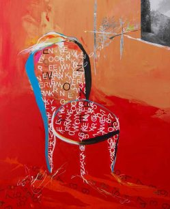 Cadira de tardor I